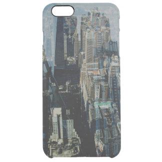 Metropolis VII Clear iPhone 6 Plus Case