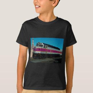 Metropolitan Boston Transit Authority, FP-40 T-Shirt