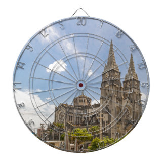 Metropolitan Cathedral Fortaleza Brazil Dartboard