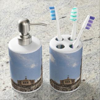 Metropolitan Cathedral Fortaleza Brazil Toothbrush Holders