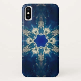 Metztli Demon Star Mandala Case