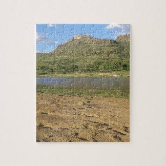 Meulspruit Dam 1 Jigsaw Puzzle