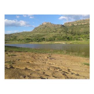 Meulspruit Dam 1 Postcard