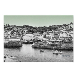 Mevagissey Cornwall Photo Art