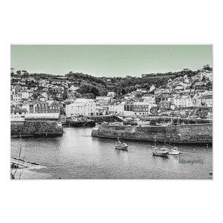 Mevagissey Cornwall Photo Print