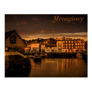 Mevagissey Postcard