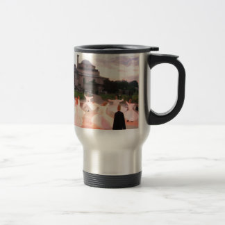 mevlana konya stainless steel travel mug