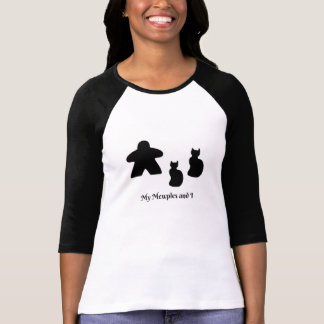 Mewples and I T-Shirt