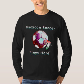 Mex Soccer Sunball Men's Long Sleeve Shirt