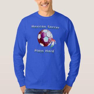 Mex Soccer Sunball Men's Nano Long Sleeve Shirt