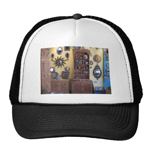 Mexican Artisan Furniture Hat