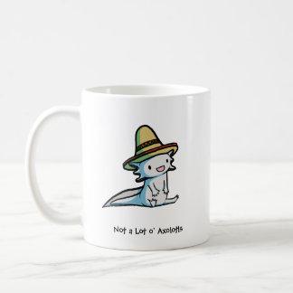 Mexican Axolotl Mug