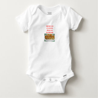 MEXICAN BABY ONESIE