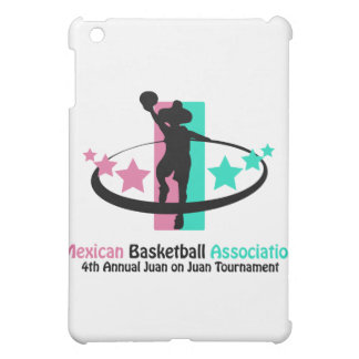 Mexican Basketball Association iPad Mini Cases