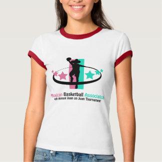 Mexican Basketball Association T-Shirt