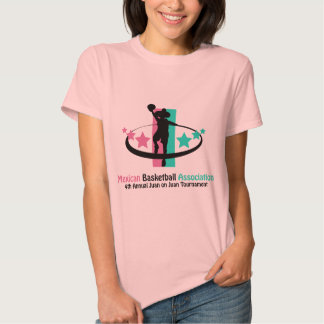 Mexican Basketball Association T Shirts