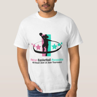 Mexican Basketball Association Tees