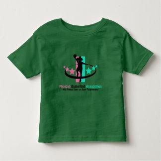 Mexican Basketball Association Toddler T-Shirt