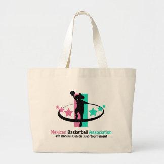 Mexican Basketball Association Tote Bag