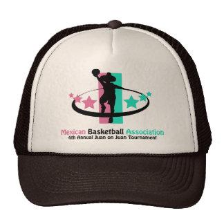Mexican Basketball Association Trucker Hat