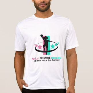 Mexican Basketball Association Tshirts