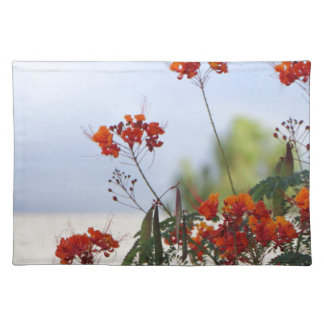Mexican Bird of Paradise Placemat