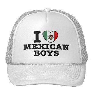 Mexican Boys Hat