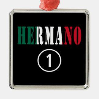 Mexican Brothers Hermano Numero Uno Ornaments