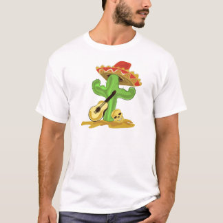 Mexican Cactus T-Shirt