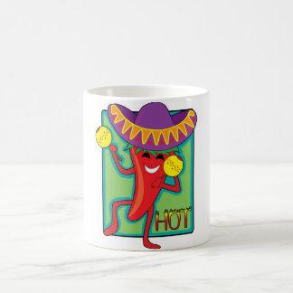 Mexican Chili Basic White Mug