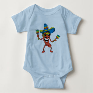 Mexican Chili Pepper T-shirts