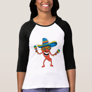 Mexican Chili Pepper Tees