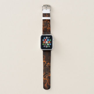 Mexican Chocolate Apple Watch Band