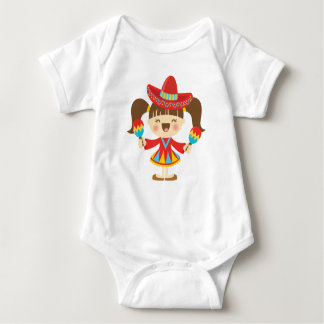 Mexican Cinco de Mayo Baby's Cotton t-shirt