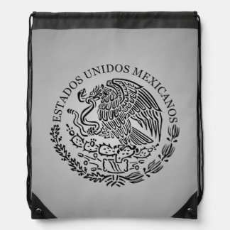 Mexican coat of arms Backpack