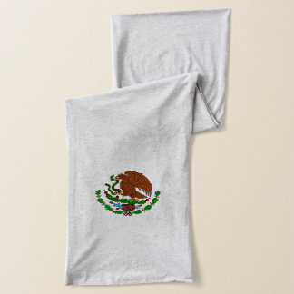 Mexican Coat of arms Scarf