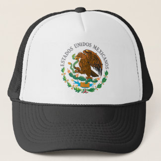 Mexican Coat of Arms Trucker Hat
