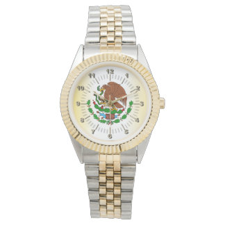 Mexican Coat of arms Watch