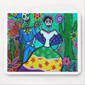 MEXICAN COUPLE DANCING MOUSE PAD