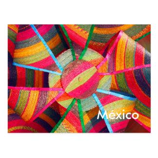 Mexican Craft Postcard