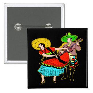 Mexican Culture Button