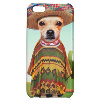Mexican dog ,chihuahua cover for iPhone 5C