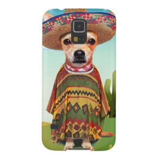 Mexican dog ,chihuahua galaxy s5 case