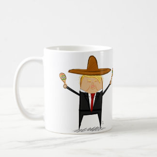 Mexican Donald Trump Mug