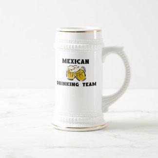 Mexican Drinking Team Stein