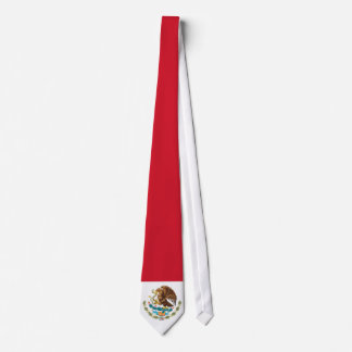 Mexican Eagle Tie (Red)