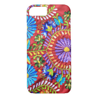 Mexican Embroidery design iPhone 7/8 case