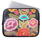 Mexican Embroidery design Laptop Sleeve