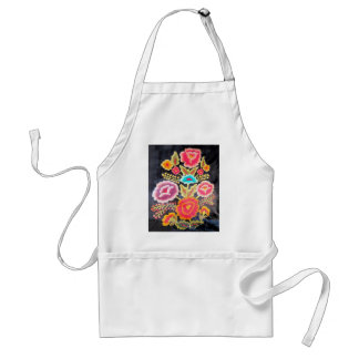 Mexican Embroidery design Standard Apron