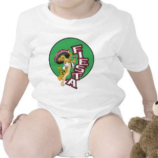Mexican Fiesta Baby Bodysuit